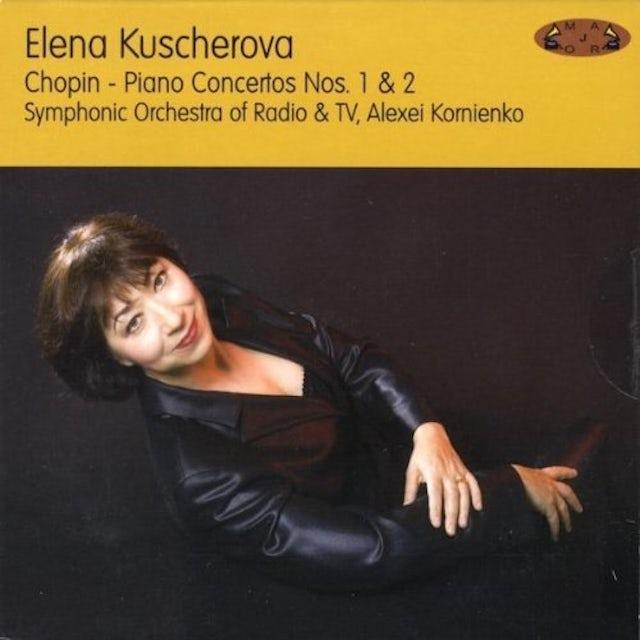 Elena Kuschnerova PIANO CONCERTOS 1 & 2 CD