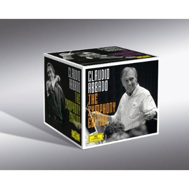 Claudio Abbado SYMPHONY EDITION CD