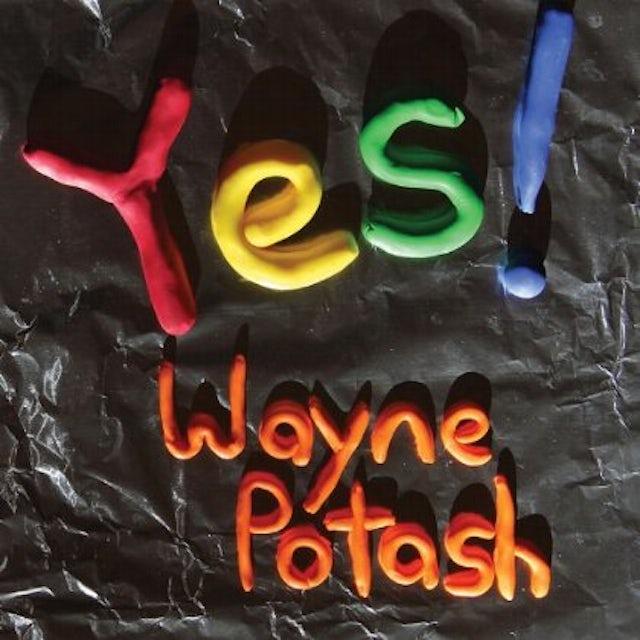 Wayne Potash YES CD