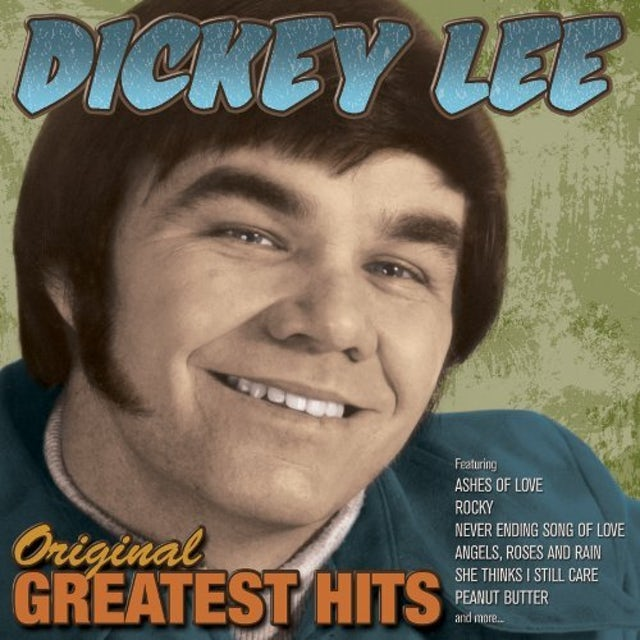 Dickey Lee ORIGINAL GREATEST HITS CD