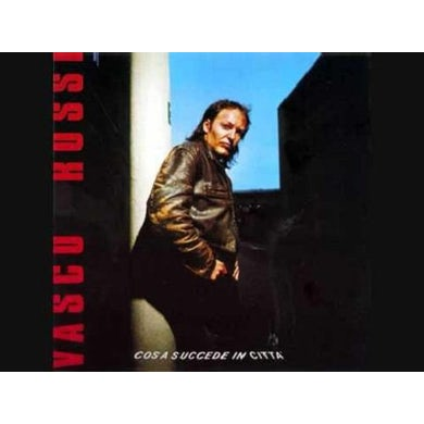 Vasco Rossi COSA SUCCEDE IN CITTA Vinyl Record