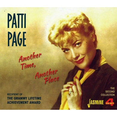 Patti Page ANOTHER TIME ANOTHER PLACE CD