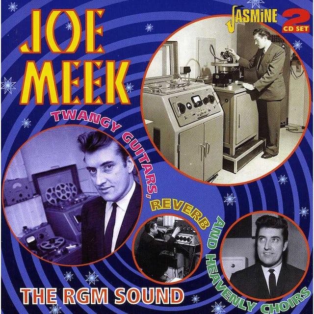 Joe Meek TWANGY GUITARS REVERB CD