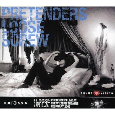 The Pretenders LOOSE IN L.A. CD