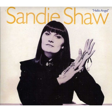 Sandie Shaw HELLO ANGEL CD