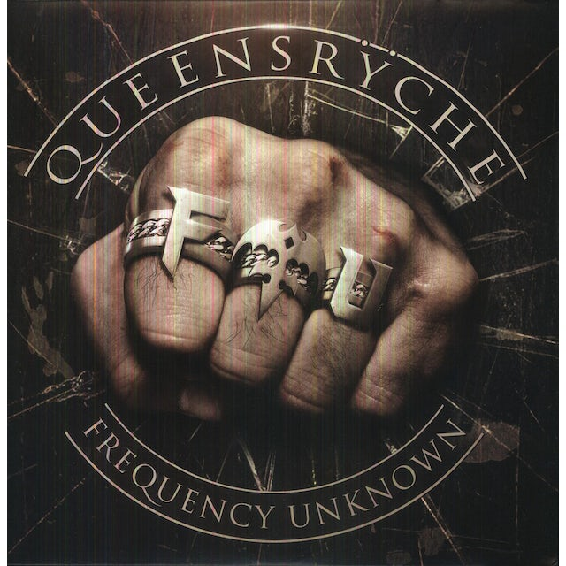 Queensrÿche FREQUENCY UNKNOWN Vinyl Record