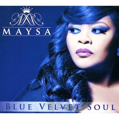 Maysa BLUE VELVET SOUL CD