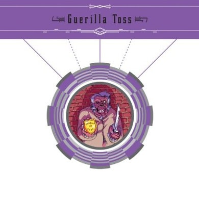 GUERILLA TOSS CD