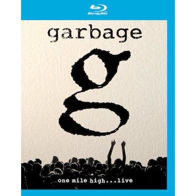 Garbage ONE MILE HIGH Blu-ray