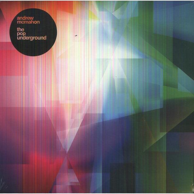 Andrew McMahon in the Wilderness POP UNDERGROUND (EP) Vinyl Record