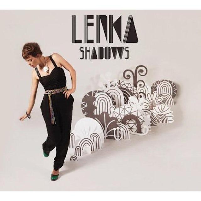Lenka SHADOWS Vinyl Record