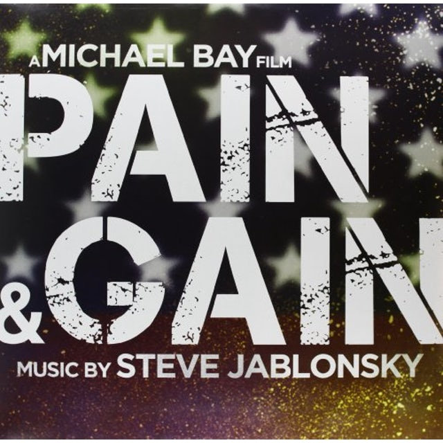 Pain & Gain / O.S.T. Vinyl Record