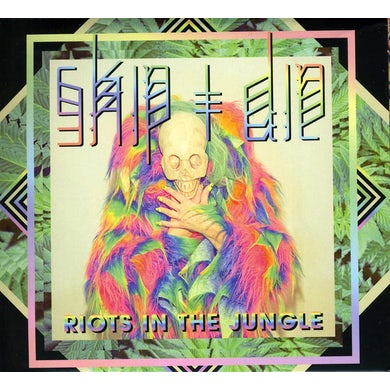 Skip & Die RIOTS IN THE JUNGLE CD
