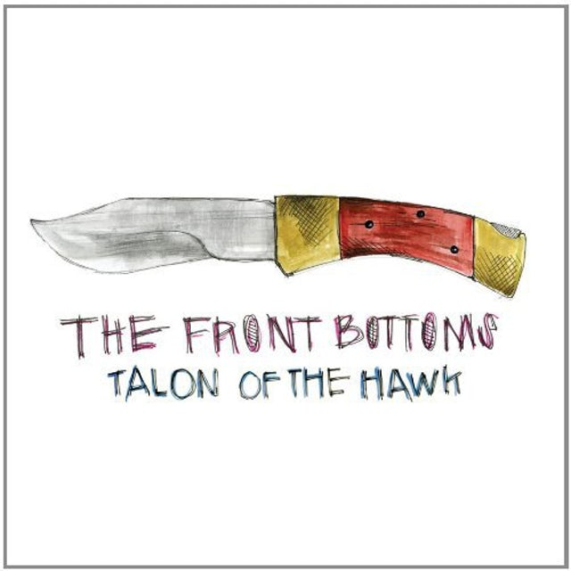 The Front Bottoms TALON OF THE HAWK Vinyl Record
