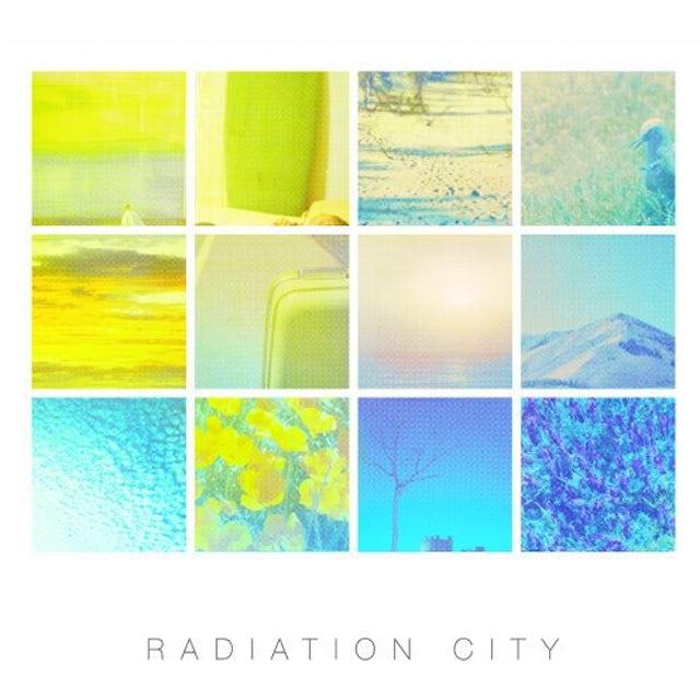 Radiation City ANIMALS IN THE MEDIAN Vinyl Record
