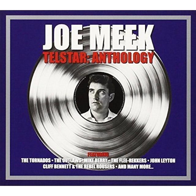 Joe Meek TELSTAR ANTHOLOGY CD