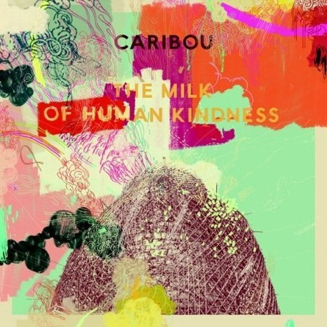 Caribou MILK OF HUMAN KINDNESS Vinyl Record