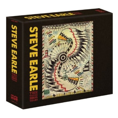 Steve Earle & The Dukes WARNER BROS YEARS CD
