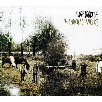 Highasakite IN & OUT OF WEEKS CD
