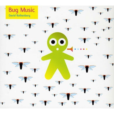 David Rothenberg BUG MUSIC CD