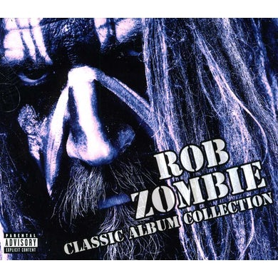 Rob Zombie CLASSIC ALBUM COLLECTION CD