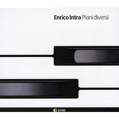 Enrico Intra PIANI DIVERSI CD