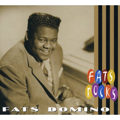 Fats Domino ROCKS CD