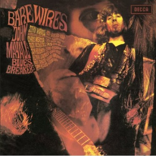 John Mayall & The Bluesbreakers BARE WIRES Vinyl Record