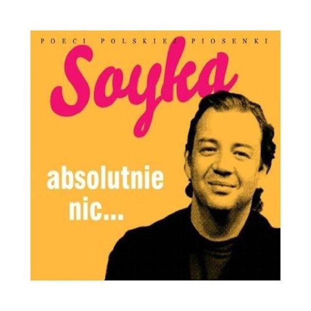 Stanislaw Soyka ABSOLUTNIE NIC CD
