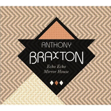 Anthony Braxton ECHO ECHO MIRROR HOUSE CD
