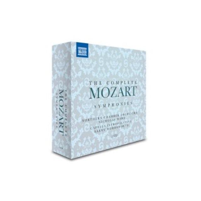 Mozart COMPLETE SYMPHONIES CD