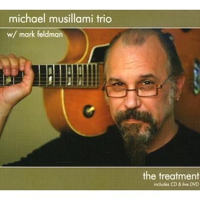 Michael Musillami TREATMENT CD