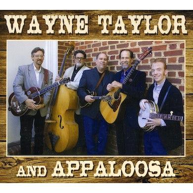 Wayne Taylor AND APPALOOSA CD