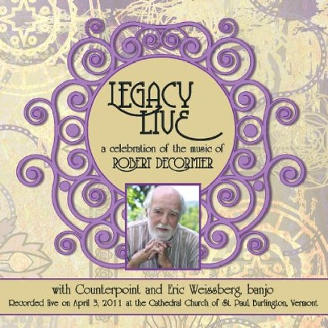 Counterpoint LEGACY LIVE CD