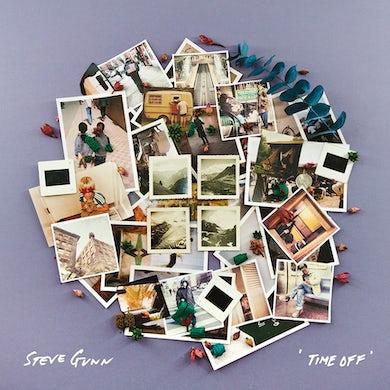 Steve Gunn & Mike Cooper TIME OFF Vinyl Record