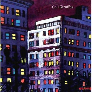 Cali Giraffes ALL MY LIFE Vinyl Record