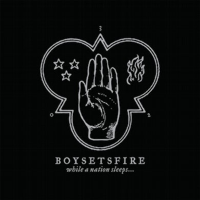 Boysetsfire WHILE THE NATION SLEEPS Vinyl Record