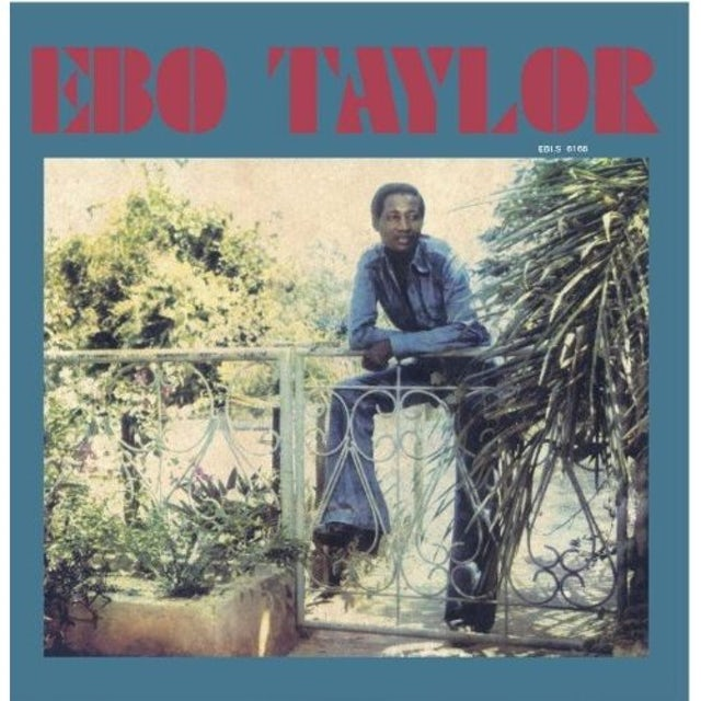 Ebo Taylor Vinyl Record