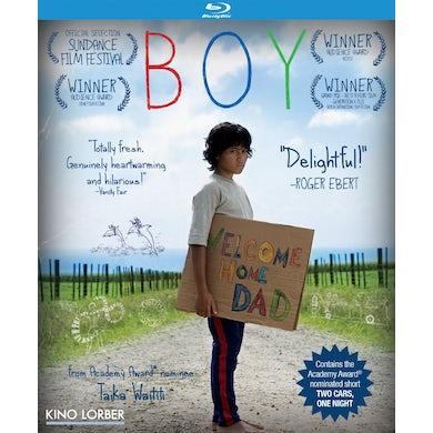 BOY Blu-ray