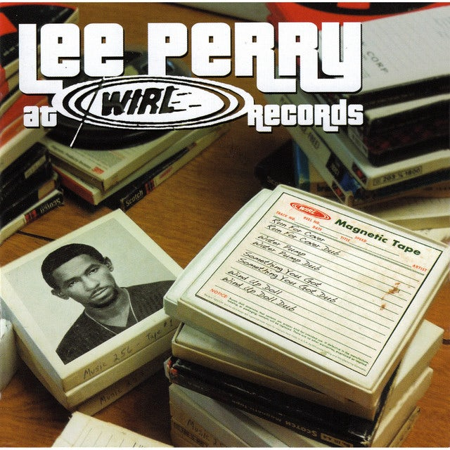 Lee Scratch Perry AT WIRL RECORDS Vinyl Record