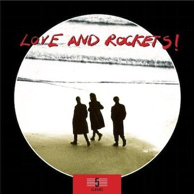 Love & Rockets 5 ALBUM BOX SET CD