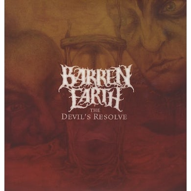 DEVIL'S RESOLVE Vinyl Record