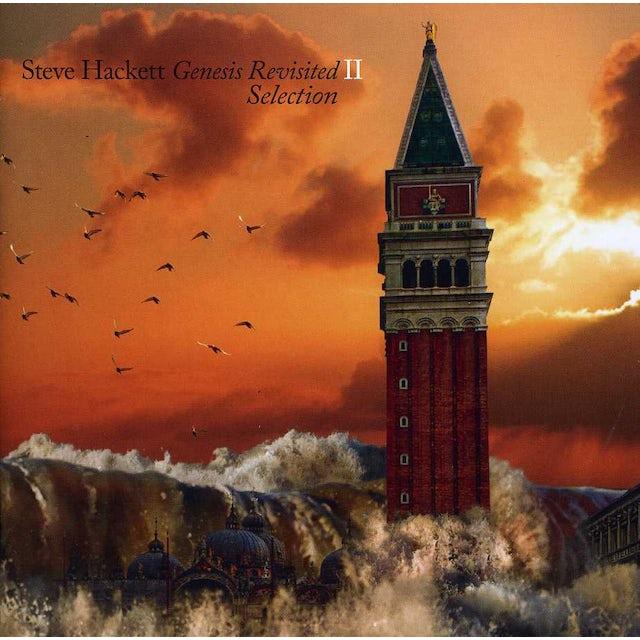 Steve Hackett GENESIS REVISITED 2: SELECTION CD