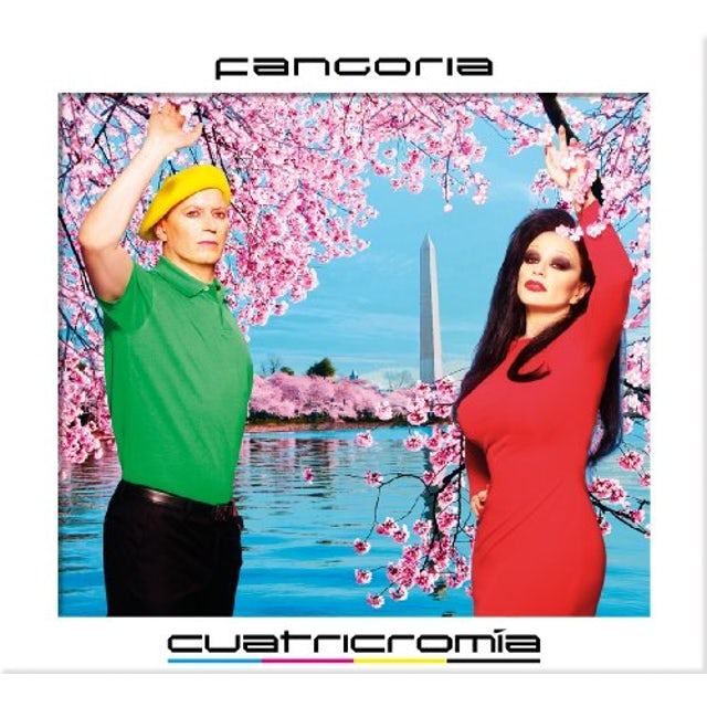 Fangoria CUATRICROMIA CD
