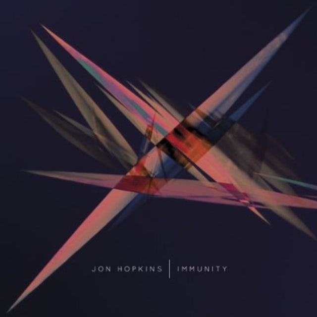 Jon Hopkins IMMUNITY Vinyl Record