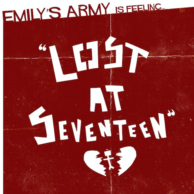 Emily'S Army LOST AT SEVENTEEN CD