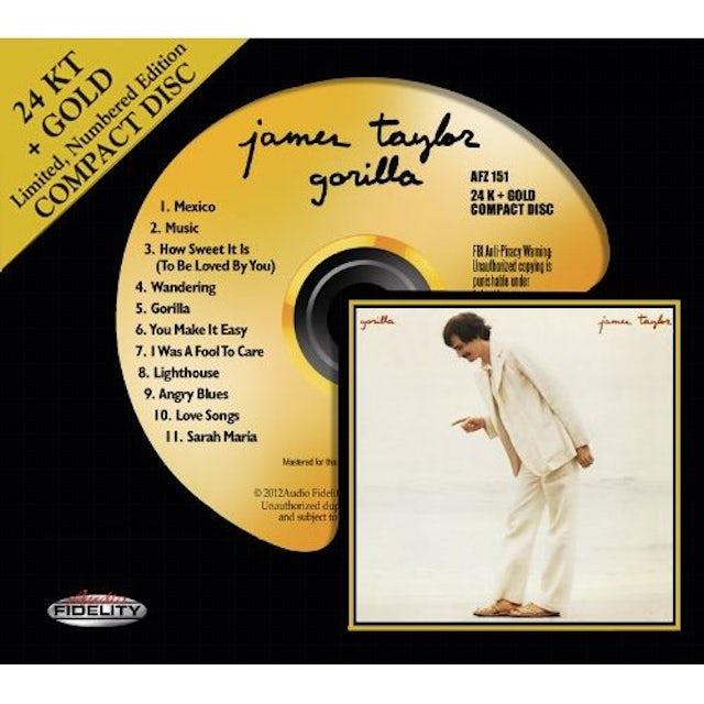 James Taylor GORILLA CD