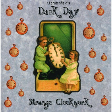 STRANGE CLOCKWORK CD