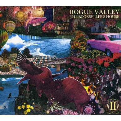 Rogue Valley BOOKSELLER'S HOUSE CD