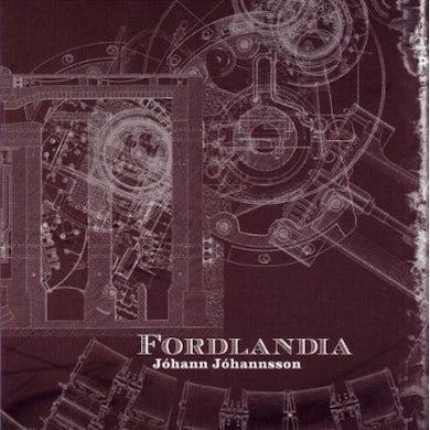 Johann Johannsson FORDLANDIA Vinyl Record